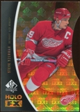 2010/11 Upper Deck SP Authentic Holoview FX Die Cuts #FX19 Steve Yzerman
