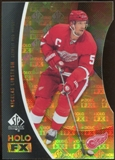 2010/11 Upper Deck SP Authentic Holoview FX Die Cuts #FX20 Nicklas Lidstrom