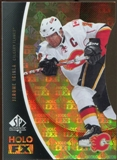 2010/11 Upper Deck SP Authentic Holoview FX Die Cuts #FX31 Jarome Iginla