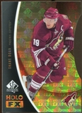 2010/11 Upper Deck SP Authentic Holoview FX Die Cuts #FX37 Shane Doan