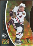 2010/11 Upper Deck SP Authentic Holoview FX Die Cuts #FX39 Duncan Keith