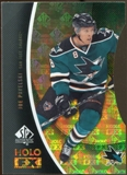 2010/11 Upper Deck SP Authentic Holoview FX Die Cuts #FX40 Joe Pavelski