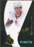 2010/11 Upper Deck SPx Finite Rookies #F11 Jared Cowen /499