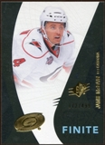 2010/11 Upper Deck SPx Finite Rookies #F12 Jamie McBain /499