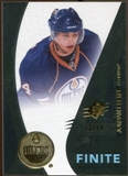 2010/11 Upper Deck SPx Finite Rookies #F28 Jordan Eberle /99