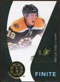 2010/11 Upper Deck SPx Finite Rookies #F29 Tyler Seguin /99
