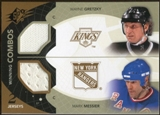 2010/11 Upper Deck SPx Winning Combos #WCGM Mark Messier/Wayne Gretzky