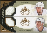 2010/11 Upper Deck SPx Winning Combos #WCKB Alexandre Burrows/Ryan Kesler