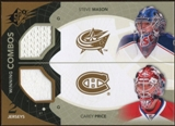 2010/11 Upper Deck SPx Winning Combos #WCPM Carey Price/Steve Mason