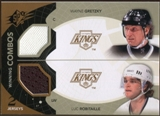 2010/11 Upper Deck SPx Winning Combos #WCRG Wayne Gretzky/Luc Robitaille