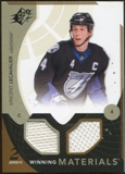 2010/11 Upper Deck SPx Winning Materials #WMVL Vincent Lecavalier