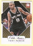 2012/13 Panini Elite Series #27 Tony Parker