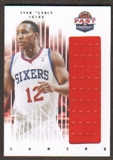 2011/12 Panini Past and Present Gamers Jerseys #34 Evan Turner