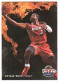2011/12 Panini Past and Present Fireworks #4 Dwyane Wade