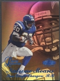 1998 Flair Showcase #63 Natrone Means Legacy Collection Row 3 #017/100