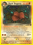 Pokemon Team Rocket Single Dark Dugtrio 6/82