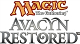 Magic the Gathering Avacyn Restored A Complete Set NEAR MINT (8 foils!)