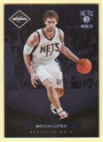2011/12 Panini Limited #47 Brook Lopez /299