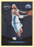 2011/12 Panini Limited #100 Chris Andersen /299