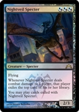 Magic the Gathering Promo Single Nightveil Specter Foil (Buy A Box)
