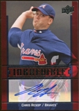 2009 Upper Deck Inkredible #CR Chris Resop Autograph
