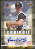 2009 Upper Deck Inkredible #RO Ross Ohlendorf S2 Autograph