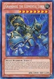 Yu-Gi-Oh Return of the Duelist Single Grandsoil the Elemental Lord Secret Rare