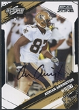 2009 Score Inscriptions #181 Adrian Arrington End Zone Auto #6/6