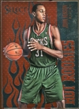 2012/13 Panini Select Hot Rookies #17 John Henson
