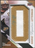 2011 Upper Deck Rookie Letterman Autographs #RSLRK Ryan Kerrigan 41/50