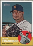 2012 Topps Heritage #426 Frank Francisco SP