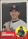 2012 Topps Heritage #437 Chris Denorfia SP