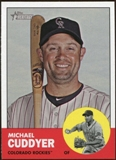 2012 Topps Heritage #500 Michael Cuddyer SP