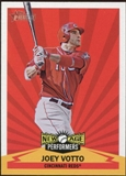 2012 Topps Heritage New Age Performers #JV Joey Votto