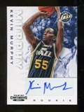 2012/13 Panini Contenders #245 Kevin Murphy Autograph