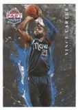 2011/12 Panini Past and Present Raining 3's #4 Vince Carter