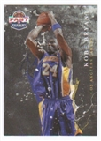2011/12 Panini Past and Present Raining 3's #6 Kobe Bryant