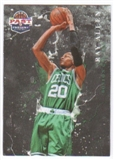 2011/12 Panini Past and Present Raining 3's #13 Ray Allen