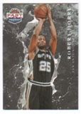 2011/12 Panini Past and Present Raining 3's #16 Robert Horry