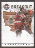 2011/12 Panini Past and Present Breakout #5 Brandon Jennings