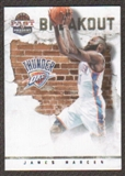 2011/12 Panini Past and Present Breakout #16 James Harden