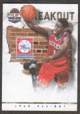 2011/12 Panini Past and Present Breakout #17 Jrue Holiday
