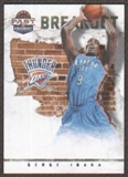2011/12 Panini Past and Present Breakout #23 Serge Ibaka
