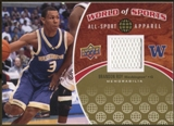 2010 Upper Deck World of Sports All-Sport Apparel Memorabilia #ASA4 Brandon Roy