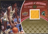 2010 Upper Deck World of Sports All-Sport Apparel Memorabilia #ASA10 Magic Johnson