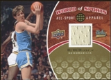 2010 Upper Deck World of Sports All-Sport Apparel Memorabilia #ASA12 Bill Walton