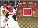 2010 Upper Deck World of Sports All-Sport Apparel Memorabilia #ASA38 Stefan Della Rovere