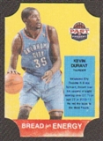 2011/12 Panini Past and Present Bread for Energy #12 Kevin Durant