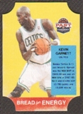 2011/12 Panini Past and Present Bread for Energy #17 Kevin Garnett