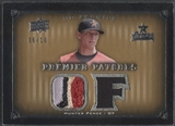 2008 Upper Deck Premier #HP Hunter Pence Silver Patch #06/10
